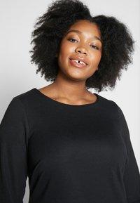 Evans - BUTTON DETAIL DRESS - Robe d'été - black - 6