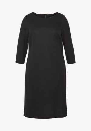 BUTTON DETAIL DRESS - Robe d'été - black