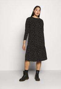 Evans - Day dress - black - 0