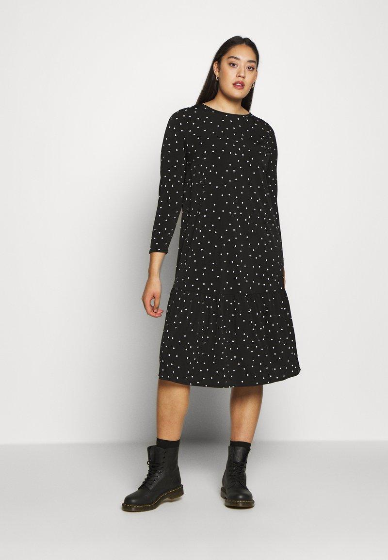 Evans - Day dress - black