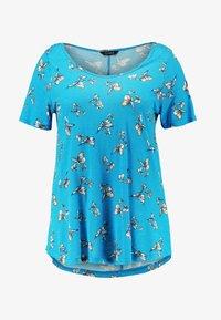 Evans - BUTTERFLYTEE - T-shirt print - light blue - 4