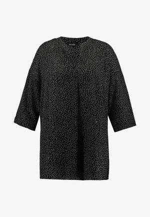 MINI SPOT - Blouse - black