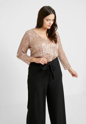 SPARKLE - Blouse - blush
