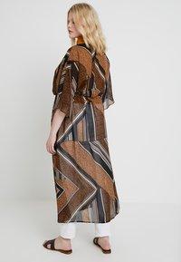 Evans - GEO ANIML PRNT KIMON           - Lehká bunda - multicolor - 2