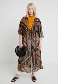 Evans - GEO ANIML PRNT KIMON           - Lehká bunda - multicolor - 1