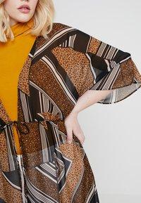 Evans - GEO ANIML PRNT KIMON           - Lehká bunda - multicolor - 4