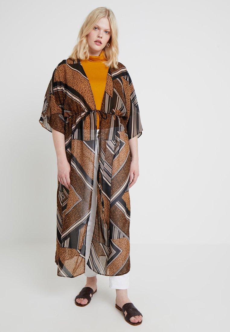 Evans - GEO ANIML PRNT KIMON           - Lehká bunda - multicolor