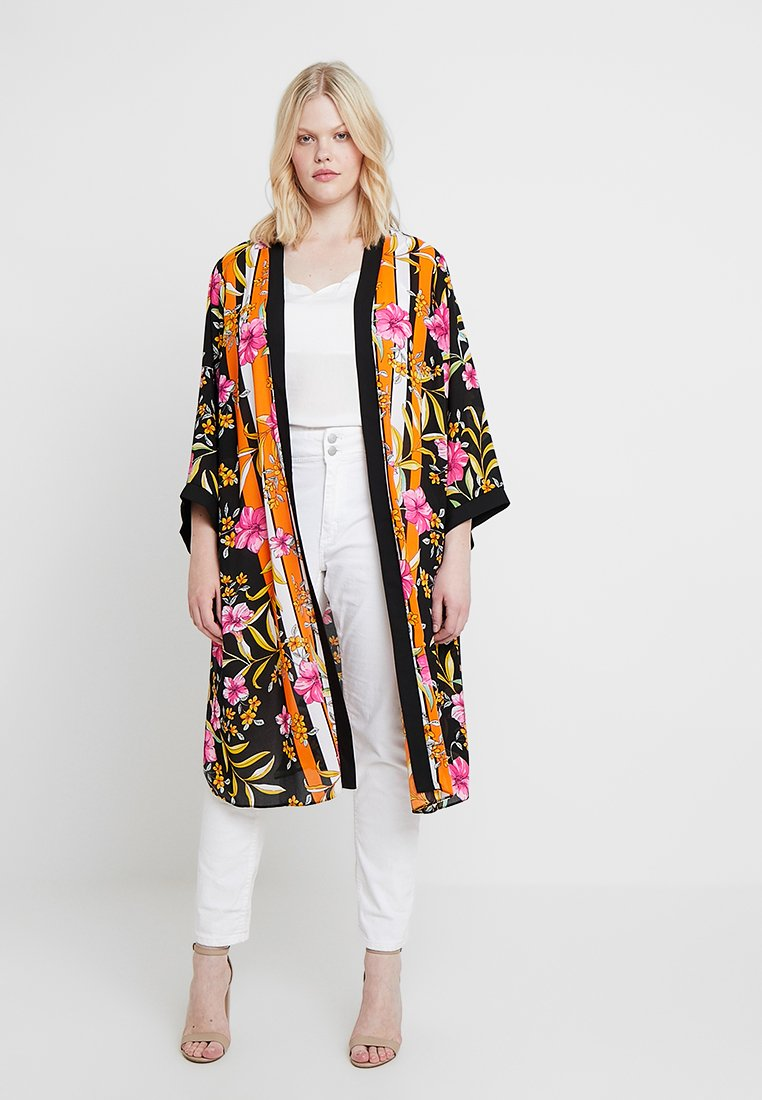 Evans - FRIDA OCCASION KIMONO - Leichte Jacke - multicoloured