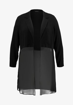 COVER UP - Lehká bunda - black