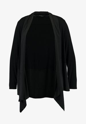 JACKET - Lehká bunda - black