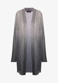 Evans - OMBRE PLEATED - Bomber Jacket - grey - 4