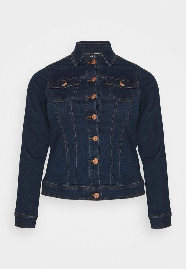 Denim jacket - indigo
