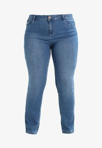 Evans - Jeans a sigaretta - blue - 5