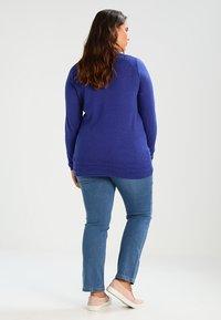 Evans - Jeans a sigaretta - blue - 2