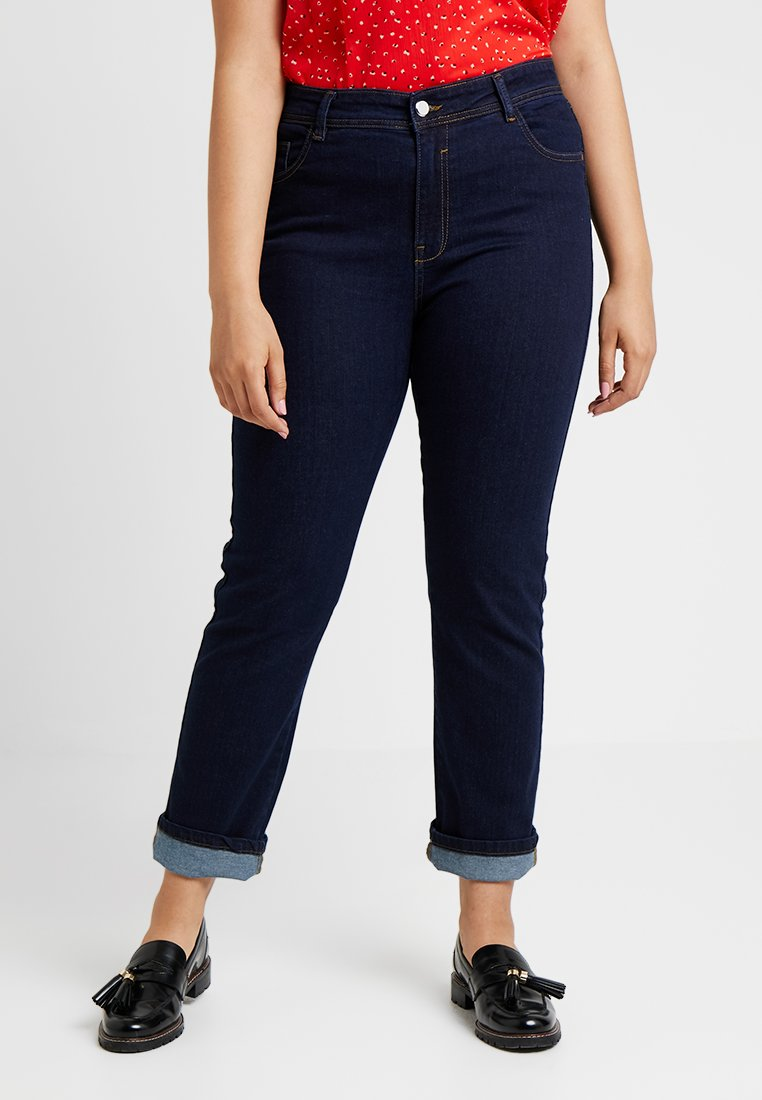 Evans - Straight leg jeans - indigo