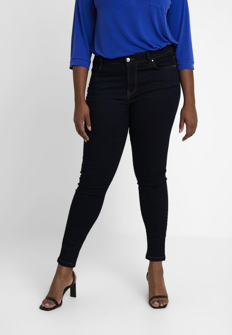Evans - Jeans Skinny - indigo