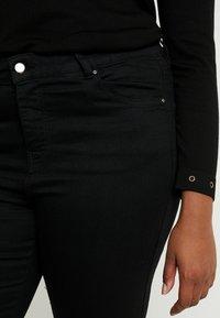 Evans - Jeans Skinny Fit - black - 4