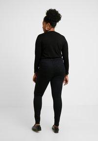 Evans - Jeans Skinny Fit - black - 2