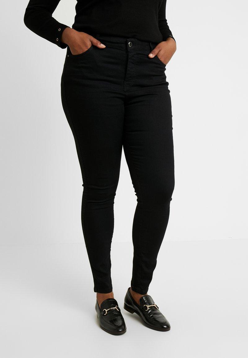 Evans - Jeans Skinny Fit - black