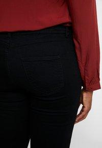 Evans - Jeans straight leg - black - 5