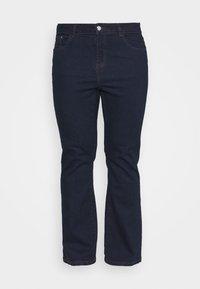 Evans - REGULAR BOOTCUT - Jeans bootcut - indigo - 3
