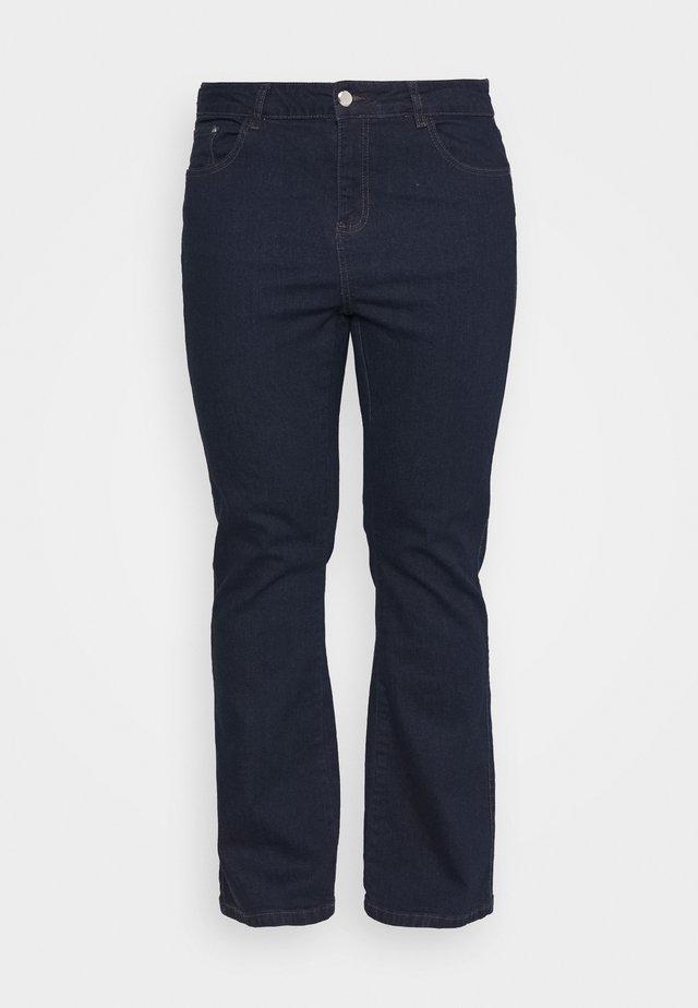 REGULAR BOOTCUT - Jeans Bootcut - indigo