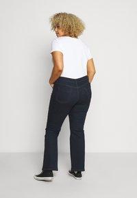 Evans - REGULAR BOOTCUT - Jeans bootcut - indigo - 2