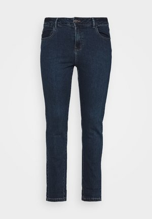 REGULAR GIRLFRIEND - Jeans baggy - midwash