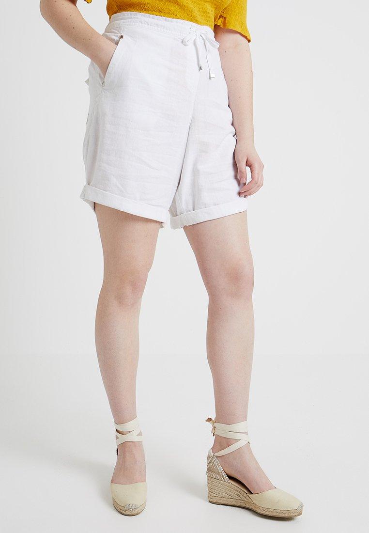 Evans - Shorts - white