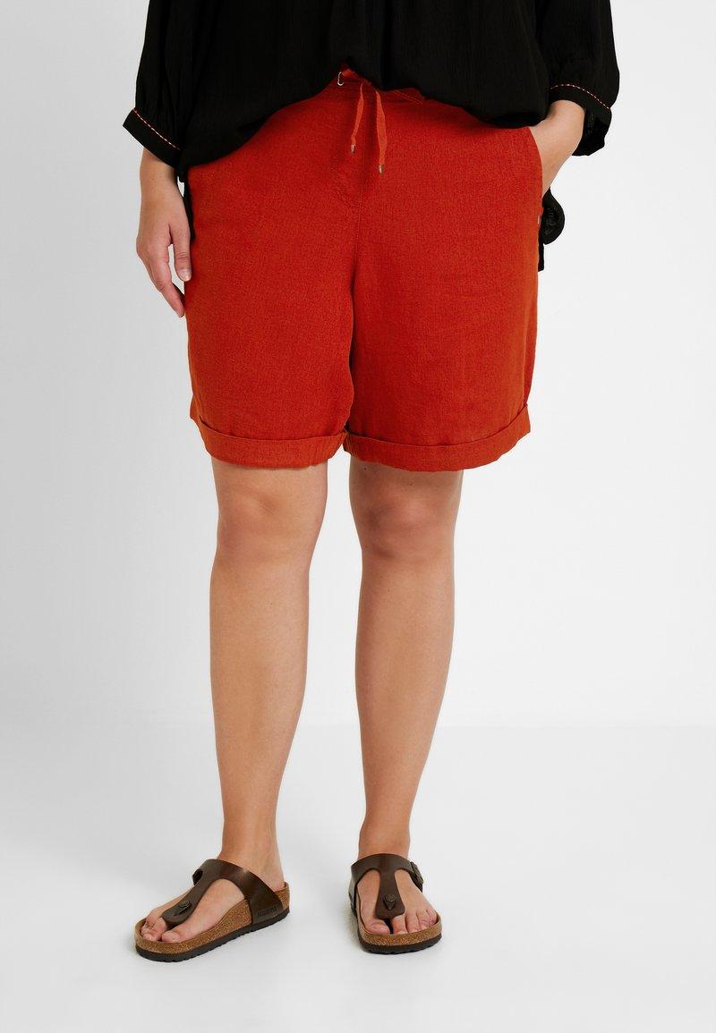 Evans - Shorts - spice
