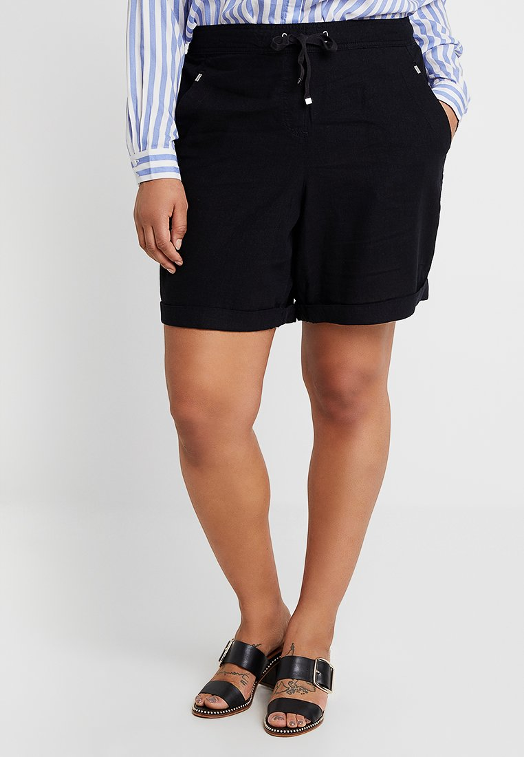 Evans - Shorts - black