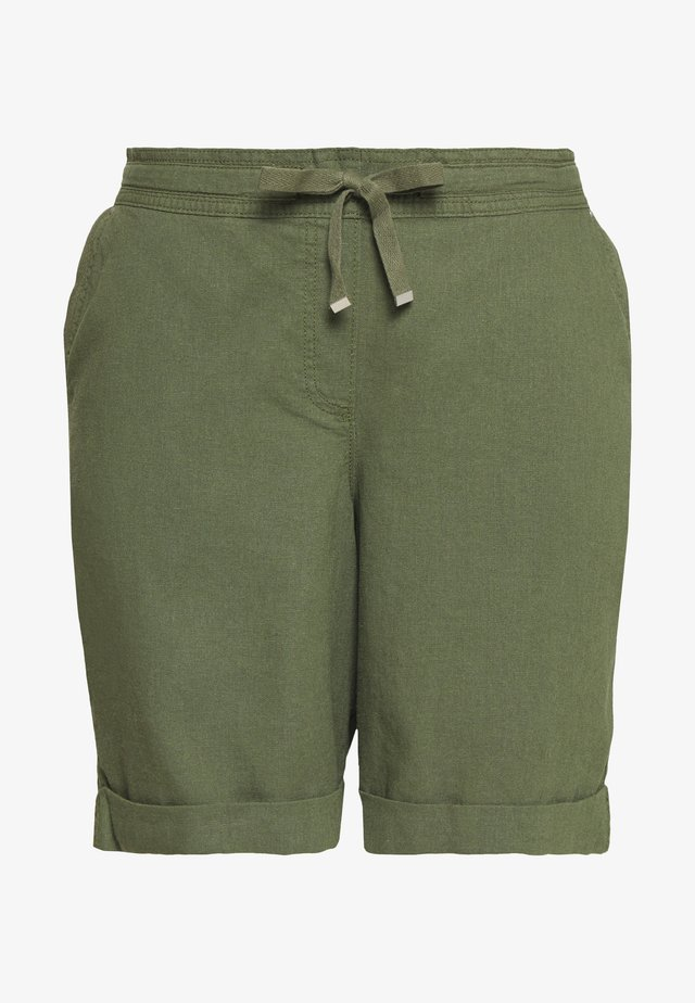 BLEND - Shorts - khaki