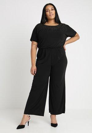 HEATSEAL - Overall / Jumpsuit /Buksedragter - black