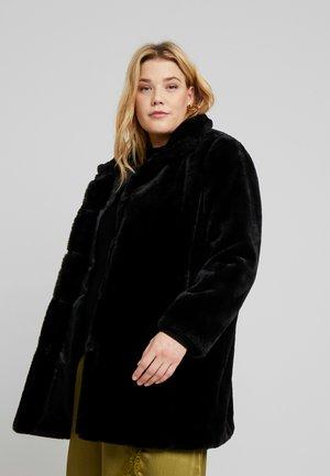 FUNNEL - Winter coat - black