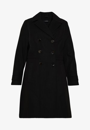 MILITARY COAT - Kort kåpe / frakk - black