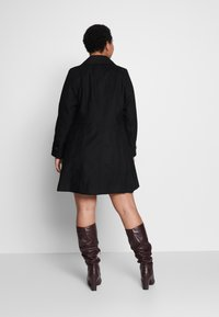 Evans - MILITARY COAT - Short coat - black - 2