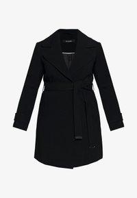 Evans - BELTED COAT - Manteau classique - black - 4