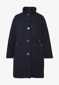 Evans - FUNNEL NECK COAT - Manteau classique - navy - 4