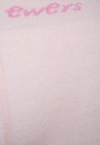 Ewers - 2 PACK - Collants - babyrose/latte - 4