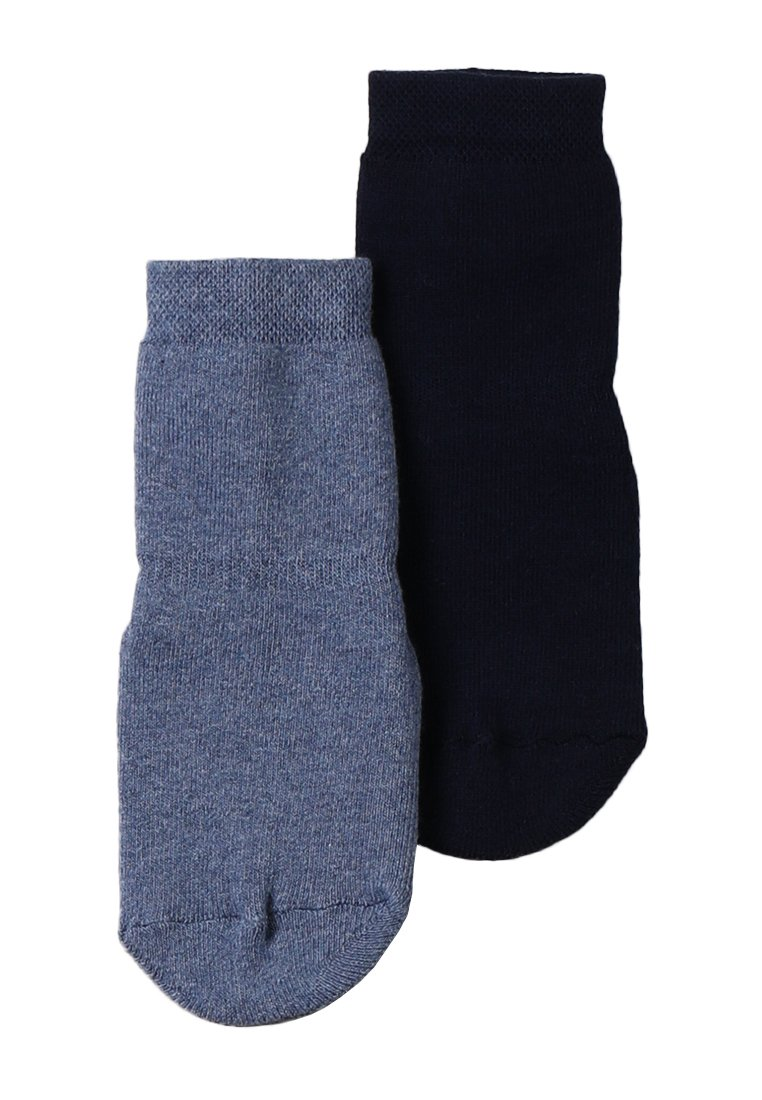 Ewers - STOPPERSOCKE 2 PACK - Sokken - jeans/marine