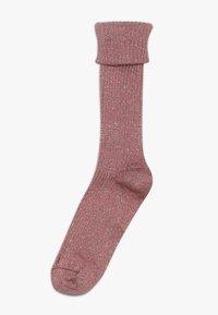 Ewers - 2 PACK - Ponožky - blau/rosé - 1