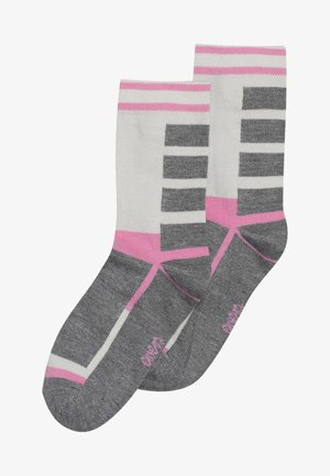 THERMOLITE 2 PACK - Socken - pink
