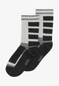 Ewers - THERMOLITE 2 PACK - Socks - anthrazit meliert - 2