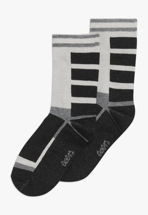 THERMOLITE 2 PACK - Ponožky - anthrazit meliert