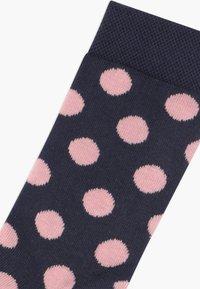 Ewers - PUNKTE/UNI/RINGEL 6 PACK - Calcetines - blue/pink - 3