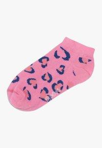 Ewers - LEOPARD 6 PACK - Ponožky - tinte/grau/weiß - 4