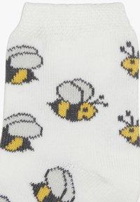 Ewers - BIENEN 3 PACK  - Ponožky - creme - 3