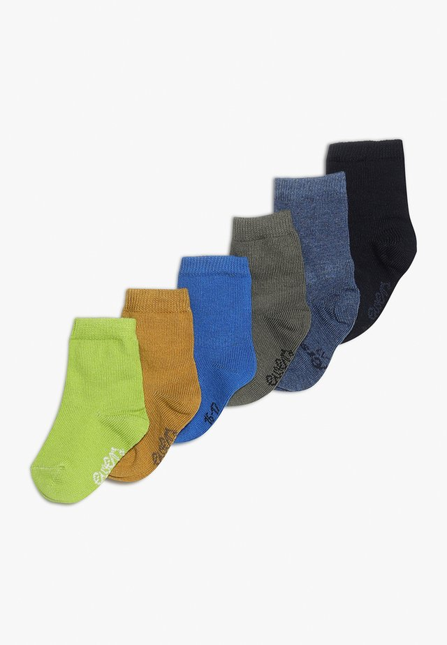 UNI BABY 6 PACK - Sokker - multicolour