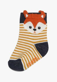Ewers - 3 PACK - Chaussettes - tinte/curry - 1