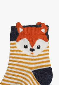 Ewers - 3 PACK - Chaussettes - tinte/curry - 3